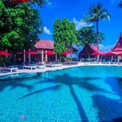 Отель Samui Sense Beach Resort бассейн фото 2