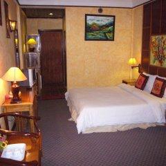 Grand View Sapa Hotel комната для гостей
