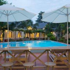 Отель Blue Paradise Resort бассейн фото 3