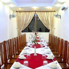 Cua Dai Beach Hotel питание фото 3