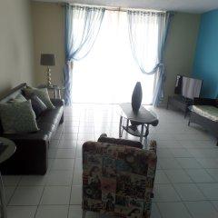Отель Skyclub Beach Suite at Mobay Club Ямайка, Монтего-Бей - отзывы, цены и фото номеров - забронировать отель Skyclub Beach Suite at Mobay Club онлайн комната для гостей фото 3