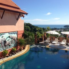 Отель Baan Kongdee Sunset Resort Пхукет с домашними животными
