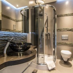 Отель Apartamenty Stylowe Zakopane Косцелиско ванная фото 2