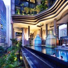 Отель PARKROYAL on Pickering Сингапур, Сингапур - 3 отзыва об отеле, цены и фото номеров - забронировать отель PARKROYAL on Pickering онлайн бассейн