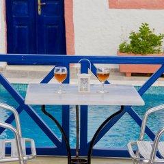 Отель Leta-Santorini Греция, Остров Санторини - отзывы, цены и фото номеров - забронировать отель Leta-Santorini онлайн балкон