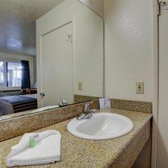 Отель Good Nite Inn Sylmar США, Лос-Анджелес - отзывы, цены и фото номеров - забронировать отель Good Nite Inn Sylmar онлайн ванная