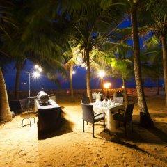 Отель Club Hotel Dolphin Шри-Ланка, Вайккал - отзывы, цены и фото номеров - забронировать отель Club Hotel Dolphin онлайн пляж фото 2