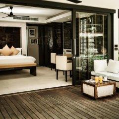 Отель Nikki Beach Resort 5* Люкс с различными типами кроватей фото 43