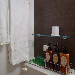 Отель Route-Inn Oita Ekimae Ойта ванная фото 2