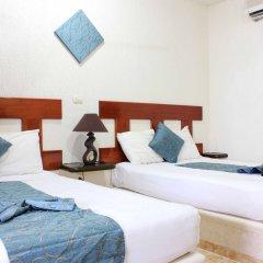 Отель Nautilus Мексика, Плая-дель-Кармен - отзывы, цены и фото номеров - забронировать отель Nautilus онлайн комната для гостей фото 2