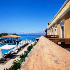 Отель Villa Di Mare Seaside Suites пляж