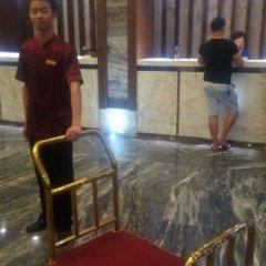 Kangjia Xinsu Hotel с домашними животными