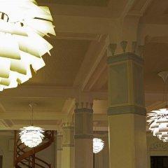 Апартаменты Ascot Apartments Копенгаген интерьер отеля