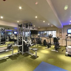 Отель The Stafford London фитнесс-зал