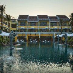 Отель La Siesta Hoi An Resort & Spa бассейн фото 3