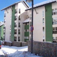 Отель Apartamentos Habitat Zona Alta балкон