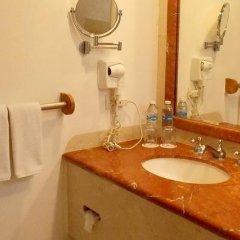 Отель Sunset Fishermen Beach Resort Плая-дель-Кармен ванная фото 2