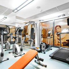 Qubus Hotel Gdańsk фитнесс-зал фото 2