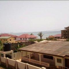 Tropical Nectar Hostel балкон