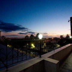 Гостиница Парк Сити балкон