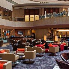 Отель PARKROYAL COLLECTION Marina Bay Сингапур гостиничный бар