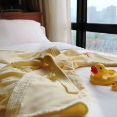 Hotel Equatorial Shanghai в номере