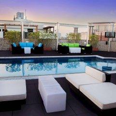 Отель Sun and Sands Downtown Hotel ОАЭ, Дубай - отзывы, цены и фото номеров - забронировать отель Sun and Sands Downtown Hotel онлайн бассейн фото 2