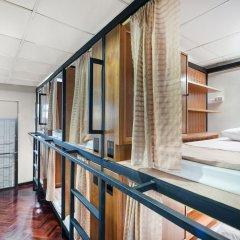 Отель OYO 612 Hansa Hostel Таиланд, Бангкок - отзывы, цены и фото номеров - забронировать отель OYO 612 Hansa Hostel онлайн балкон