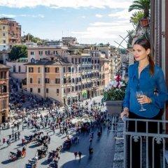 Отель At The Spanish Steps View Италия, Рим - отзывы, цены и фото номеров - забронировать отель At The Spanish Steps View онлайн фото 2