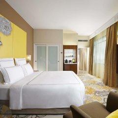 Отель Swissotel Merchant Court Singapore комната для гостей фото 3