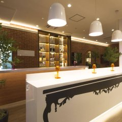 Spa & Capsule Hotel GrandPark-Inn Yokohama спа