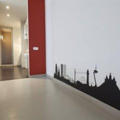 Отель PR3 Apartments Испания, Барселона - отзывы, цены и фото номеров - забронировать отель PR3 Apartments онлайн интерьер отеля