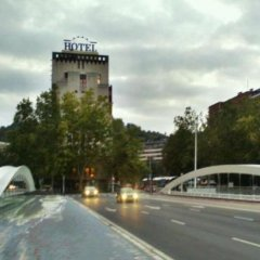 Отель Silken Amara Plaza Испания, Сан-Себастьян - 1 отзыв об отеле, цены и фото номеров - забронировать отель Silken Amara Plaza онлайн парковка