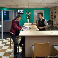 Отель The ED Amsterdam гостиничный бар