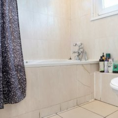 Отель Corringham House Великобритания, Лондон - отзывы, цены и фото номеров - забронировать отель Corringham House онлайн ванная