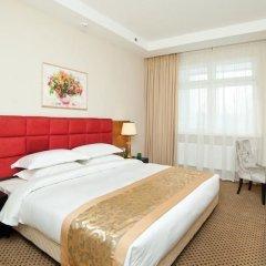 Гринвуд Отель комната для гостей фото 7
