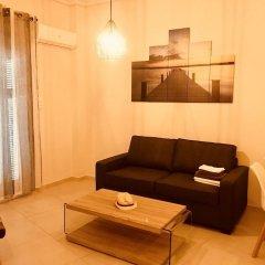 Апартаменты Well being apartment комната для гостей фото 4