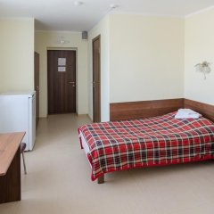 Гостиница Аэропорт Пулково комната для гостей фото 2