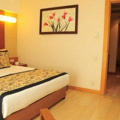 Отель Trendy Aspendos Beach - All Inclusive Сиде комната для гостей фото 3