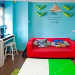 Burrow Hostel @ Smith Сингапур комната для гостей