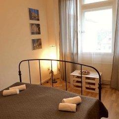 Апартаменты Old Prague Apartment Прага комната для гостей фото 2