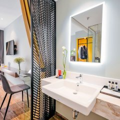Grand Cititel Hanoi Hotel ванная