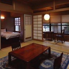 Отель Yufuin Ryokan Baien Хидзи комната для гостей