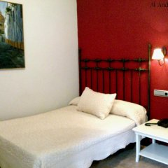 Отель Al Andalus Jerez Испания, Херес-де-ла-Фронтера - отзывы, цены и фото номеров - забронировать отель Al Andalus Jerez онлайн комната для гостей фото 4