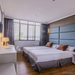 Hotel Pax Guadalajara комната для гостей фото 2
