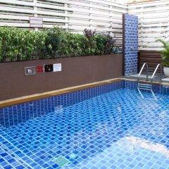 Отель Furamaxclusive Sukhumvit Бангкок бассейн фото 3