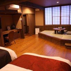 Отель Kurokawa Onsen Ryokan Wakaba Минамиогуни спа фото 2