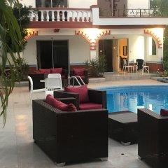 Hotel Nimat Villa Marianna с домашними животными