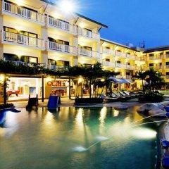 Отель Thara Patong Beach Resort & Spa Таиланд, Пхукет - 7 отзывов об отеле, цены и фото номеров - забронировать отель Thara Patong Beach Resort & Spa онлайн спортивное сооружение