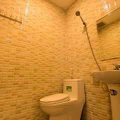Sapa Family House Hotel ванная